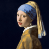 Girl With A Pearl Earring Johannes Vermeer Classic Art Reproduction
