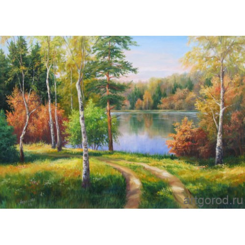Осенние краски леса