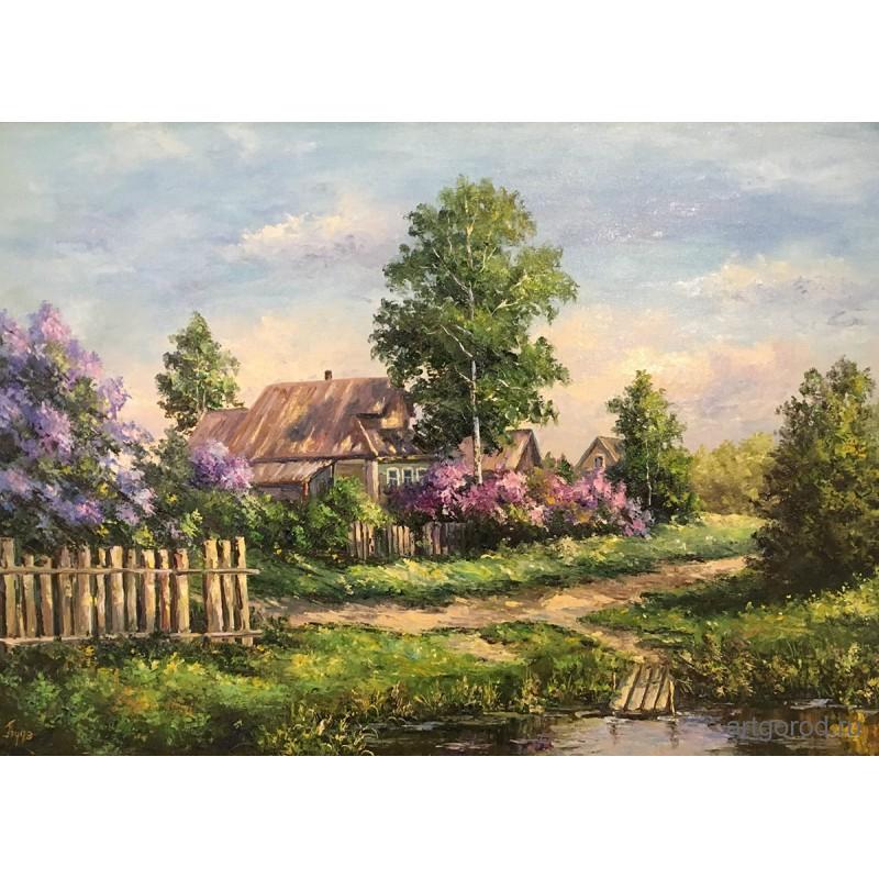 Начало лето в цвету