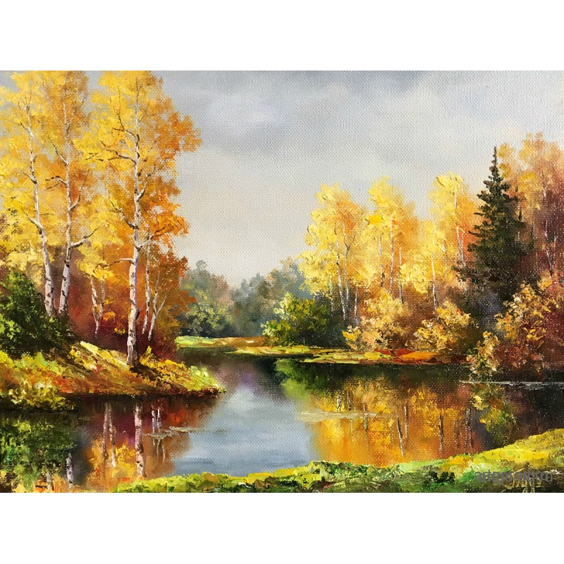 Краски сентября