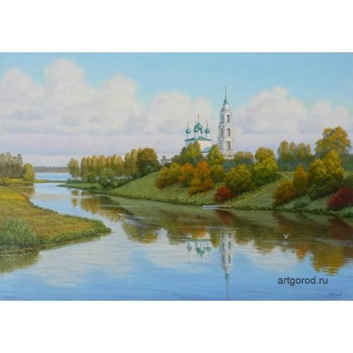 Красоты русской стороны