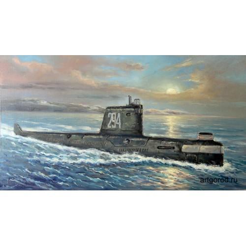 Субмарина К-19